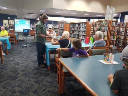 live oak library